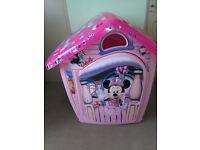 magic minnie mouse play house