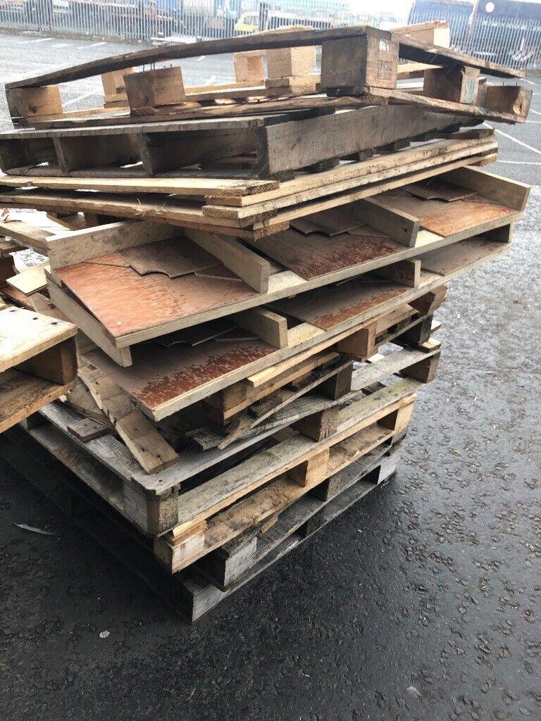 Free Firewood Scrap pallets kindling | in Kirkcaldy, Fife ...
