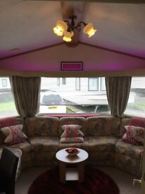 Willerby Salisbury static holiday home Blackpool Whalley villa