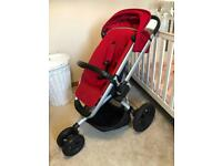 Quinny Buggy and everything you need