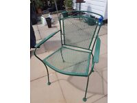 Kettler Garden Chairs with cushions x 4