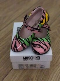 New Moschino shoes