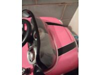 Pink mini cooper immaculate condition