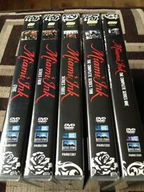 Miami ink complete dvd set