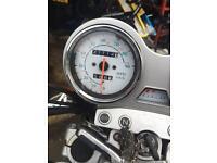 Yamaha ybr custom virago marauder