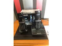 Panasonic cordless phones model KX-TG8062