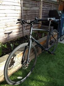 Fantastic commuting bike - Whyte Shoreditch 2015 - Large