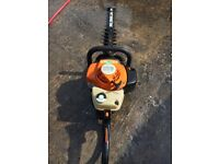 Stihl hs81 Professional hand held Hedge trimmer cutter