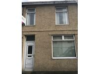 2 BED MID TERRACE TO LET IN KING STREET, CWM, EBBW VALE