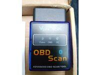 Obd2 Scan Tool (Bluetooth) REMOVE/DIAGNOSE ENGINE MANAGEMENT LIGHT