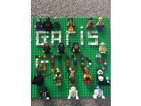LEGO GENUINE MINIFIGURES TONNES RARE