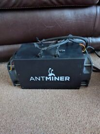 Antminer S3 bitcoin miner 500ghs + PSU