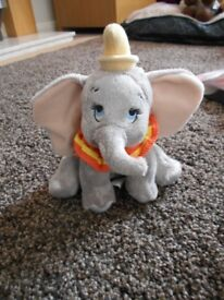 Disney Dumbo plush soft toy