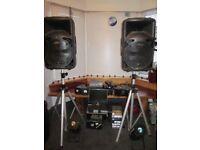 disco karaoke mobile system for sale