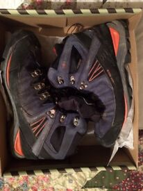 Karrimor hot rock boots - size 8.5
