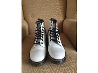 Real leather dr martens