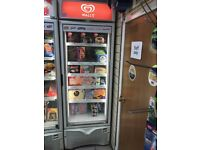 UPRIGHT DISPLAY FREEZER £199