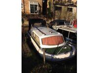 Dawncraft Dandy 20ft River / Canal cruiser