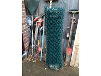 plastic coated fenching wire