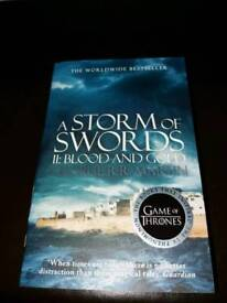 A storm of swords book