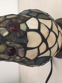 Tiffany owl lamp