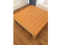 Square Coffee Table 90 x 90