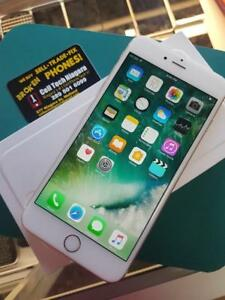 Fido iPhone 6 Plus Gold - 16G 10/10 Condition Only 340$ & Lifetime Warranty At Cell Tech Niagara