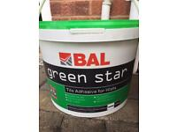 Green star Tile adhesive