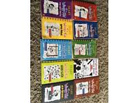 Children's book-diary of a Wimpy Kid