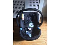New Baby car seat Cybex Aton with labels!!!