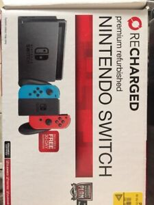Nintendo Switch **LIMITED EDITION**