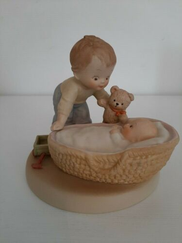 """1988 Memories of Yesterday """"Now He can be Your Friend, too!"""" Enesco"""