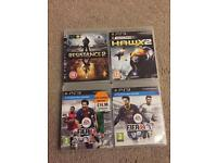 Multiple PS3 Games