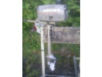 mariner outboard really good condition