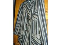 Mens vintage 60s mod double breasted jacket 38 - 40 chest