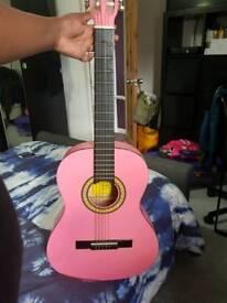 Stretton Payne Acoustic Guitar