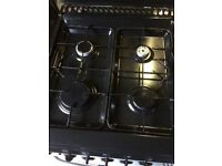 Cannon hotpoint Oakley oven cooker electric gas
