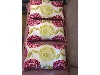 FLEUR Scatter Cushions (x3)