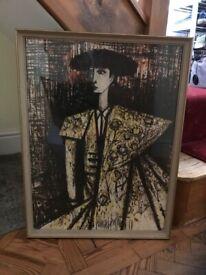 Framed Print of Toreador