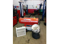 BM2 Arcotherm ec 25 Marquee/Warehouse/Open Space Diesel Heater
