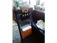 Mr whippy ice cream machine