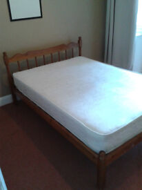 Double Spring Type Mattress