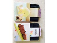 Two Lakeland silicone chocolate moulds (train & fairytale cottage) - unused, boxed for £5
