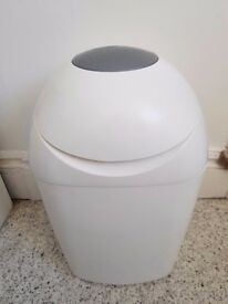 Tommee Tippee Sangenic nappy disposal bin