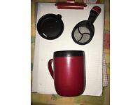 Zyliss hotmug Cafetiere mug