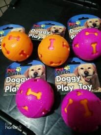 Squeaky Balls