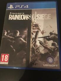 rainbow six seige ps4