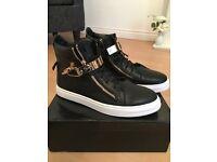New Giuseppe Zanotti Gz Men's Sneakers Shoes - Size 8.5