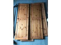 Pine Cupboard Door