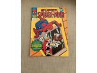 SUPER SPIDER-MAN Comic - No 301 - Date 15/11/1978 Marvel Comic